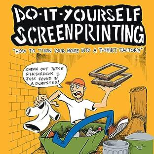 DIY Screenprinting: