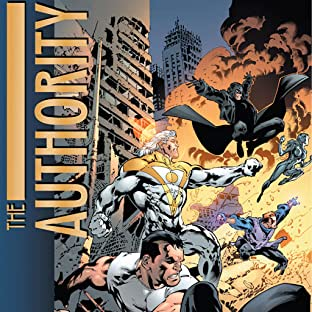 The Authority, Vol. 2