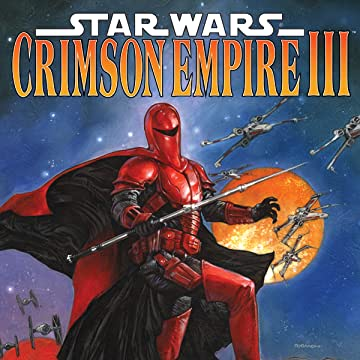 Star Wars: Crimson Empire III - Empire Lost (2011-2012)