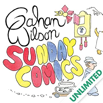 Gahan Wilson Sunday Comics