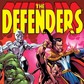 Defenders: From the Marvel Vault