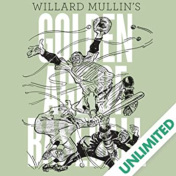 Willard Mullin's Golden Age of Baseball Drawings 1934–1972