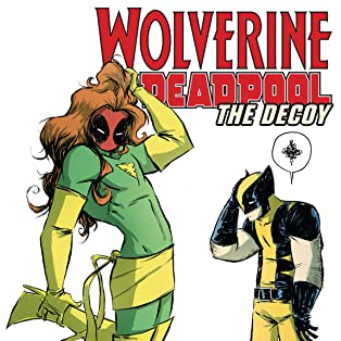 Wolverine and Deadpool Decoy #1