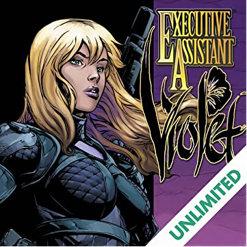 Executive Assistant: Violet