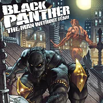 Black Panther: The Man Without Fear (2010-2012)