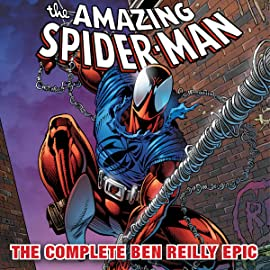 Spider-Man: The Complete Ben Reilly Epic