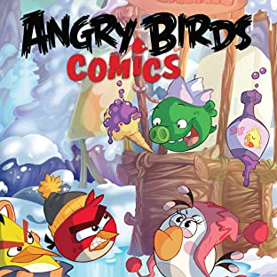 Angry Birds Comics (2016-)