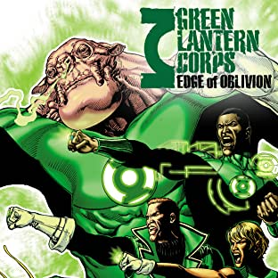 Green Lantern Corps: Edge of Oblivion (2016)
