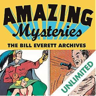 The Bill Everett Archives