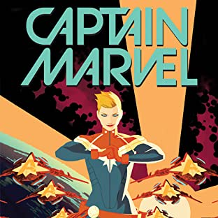 Captain Marvel (2016-)