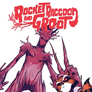 Rocket Raccoon and Groot (2016-)