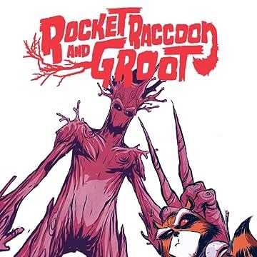 Rocket Raccoon and Groot (2016)
