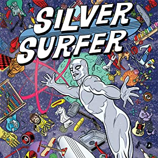 Silver Surfer (2016-2017)