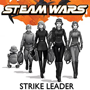 Steam Wars: Strike Leader