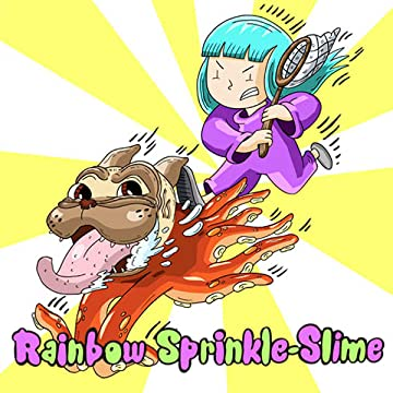 Rainbow Sprinkle-Slime