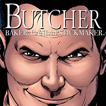 The Boys: Butcher Baker Candlestickmaker