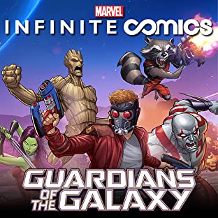 Marvel Universe Guardians of the Galaxy Infinite Comic