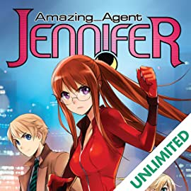 Amazing Agent Jennifer