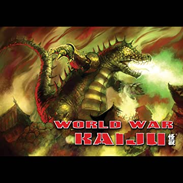 World War Kaiju
