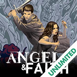 Angel & Faith: Season Nine
