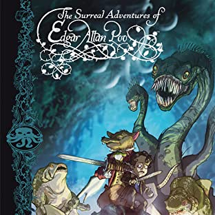 The Surreal Adventures of Edgar Allan Poo