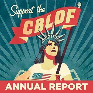 CBLDF Annual Report