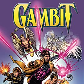 Gambit: From the Marvel Vault