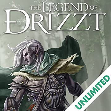 Dungeons & Dragons: Drizzt