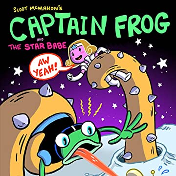 Captain Frog and The Star Babe