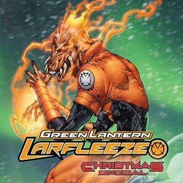 Green Lantern: Larfleeze Christmas
