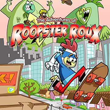 Steve Harvey Presents: The Adventures of Roopster Roux