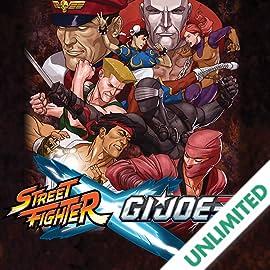 Cartoon Street Fighter
