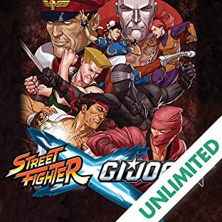 Street Fighter x G.I. Joe