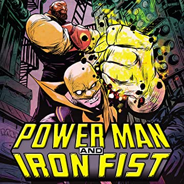 Power Man and Iron Fist (2016-2017)