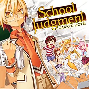 School Judgment: Gakkyu Hotei