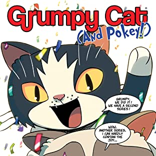 The Misadventures Of Grumpy Cat And Pokey Vol. 2