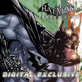 Batman: Arkham City Digital Exclusives