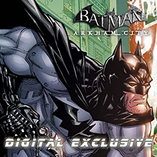 Batman: Arkham City Digital Exclusives