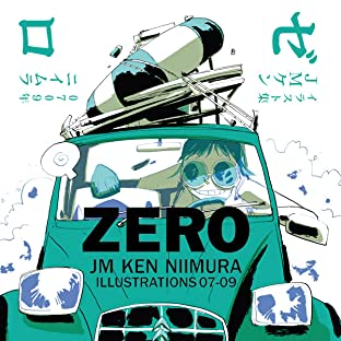 Zero: JM Ken Niimura 2007-2009 Illustrations