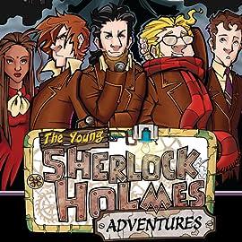 Young Sherlock Holmes Adventures