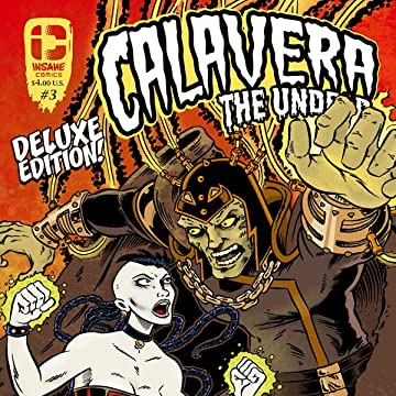 Calavera The Undead