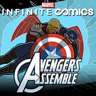 Marvel Universe Avengers Infinite Comic
