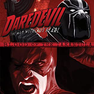 Daredevil: Blood of the Tarantula (2008)