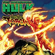 Incredible Hulk & The Human Torch: From the Marvel Vault