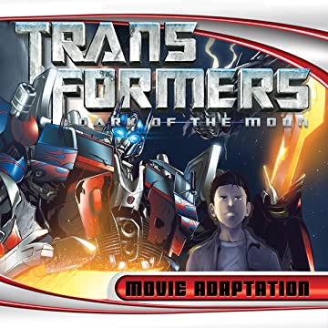Transformers 3 Movie Adaptation - Dark of the Moon