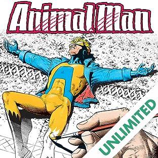 Animal Man Vol #21 1988-1995 1