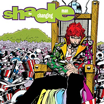 Shade, the Changing Man (1990-1996)