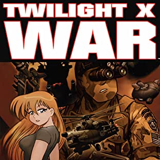 Twilight X War Vol 1