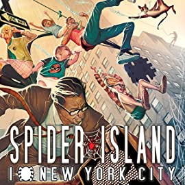 Spider-Island: I Love New York City