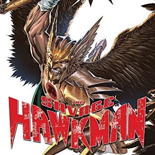The Savage Hawkman (2011-2013)